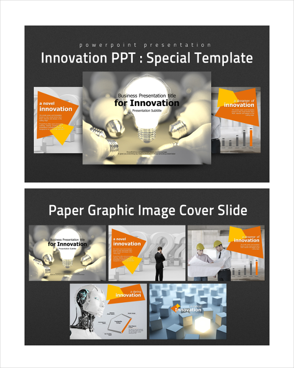Outstanding Powerpoint Template