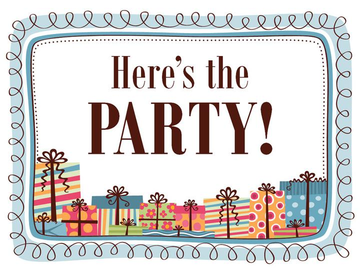 Party Invitation With Microsoft Office