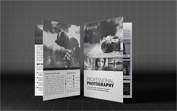 Photography Bifold Brochure