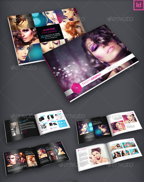 Photography Brochure Bundle Download