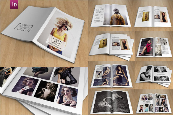 Photography Brochure Indesign Template Download