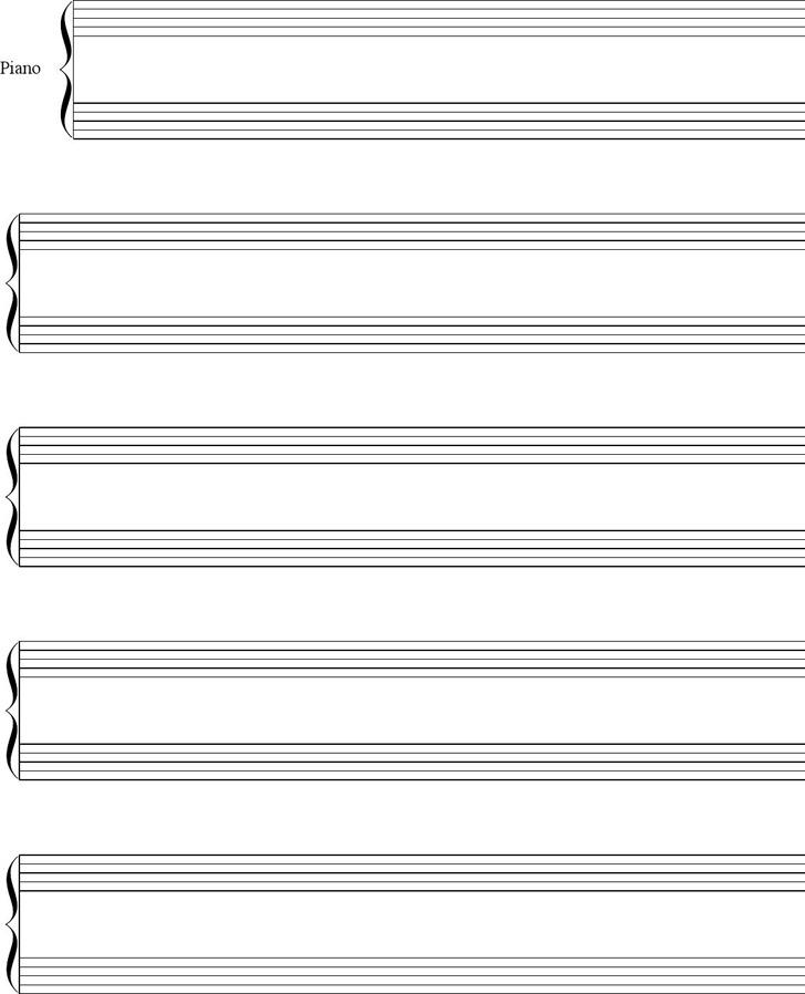 Piano (Keyboard) Solo