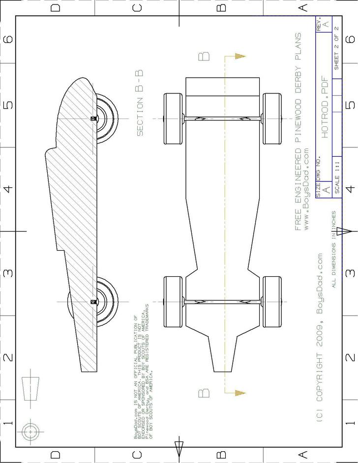 picture about Pinewood Derby Car Templates Printable identify 23+ Neat Pinewood Derby Templates Absolutely free Down load