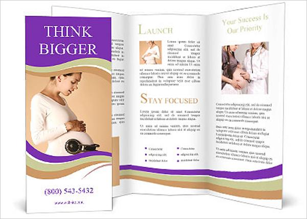Pregnancy Checkup Brochure