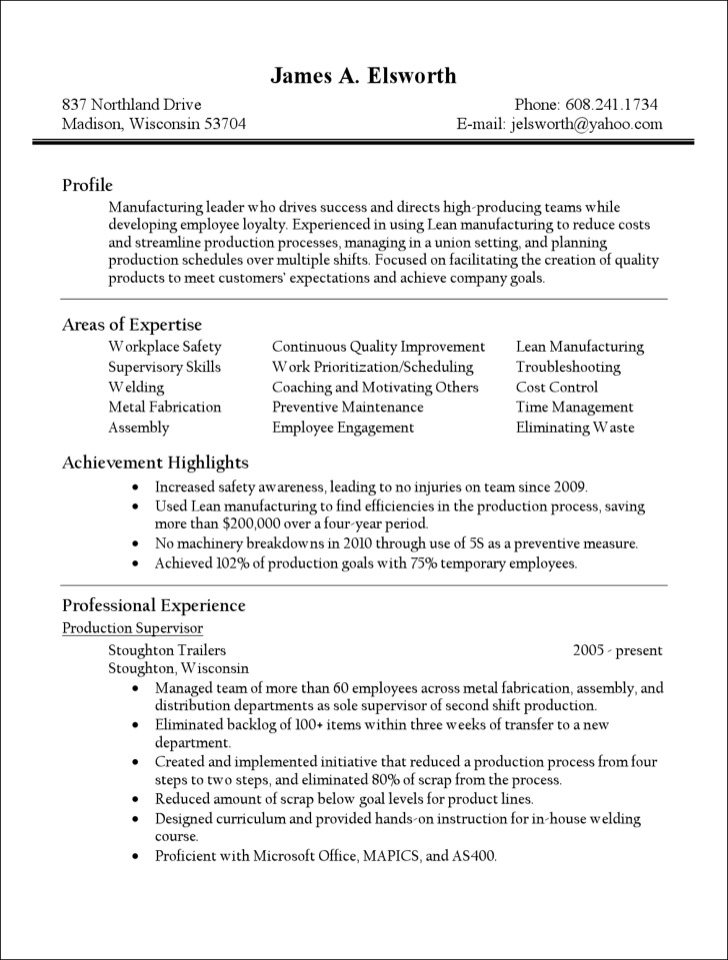 supervisor resume templates download free premium templates forms samples for jpeg png