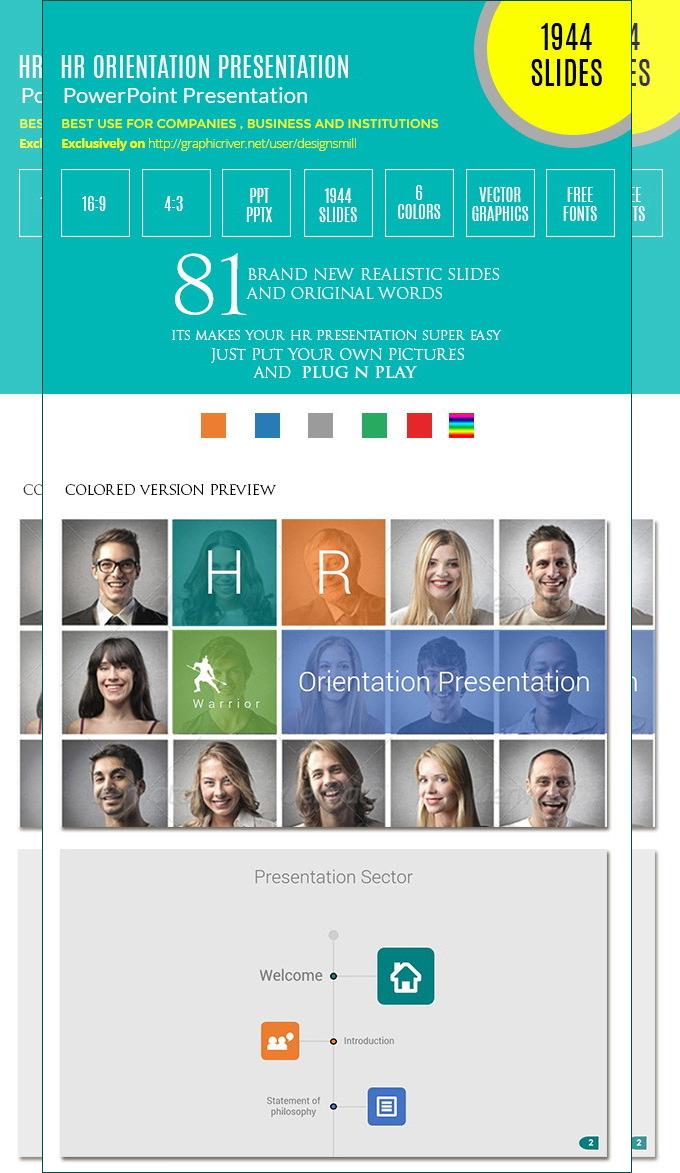 Profession HR Orientation Handbook