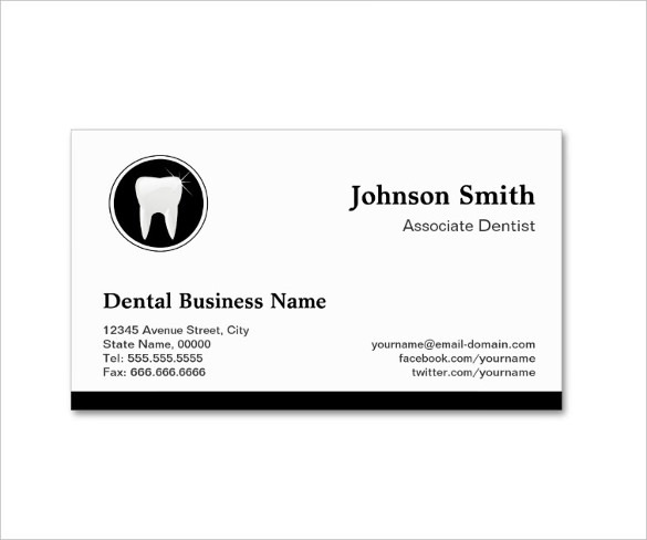 Sample Appointment Card Template