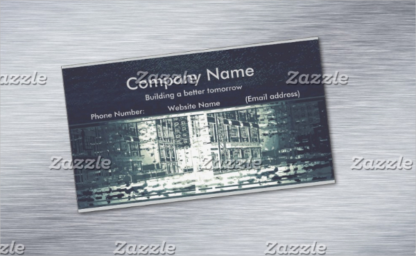 Professional Magnetic Business Card