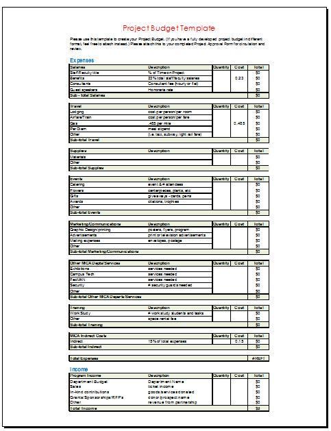 Expense Sheet Template | Download Free & Premium Templates ...