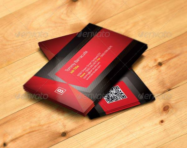 PSD Business & Personal Card Template