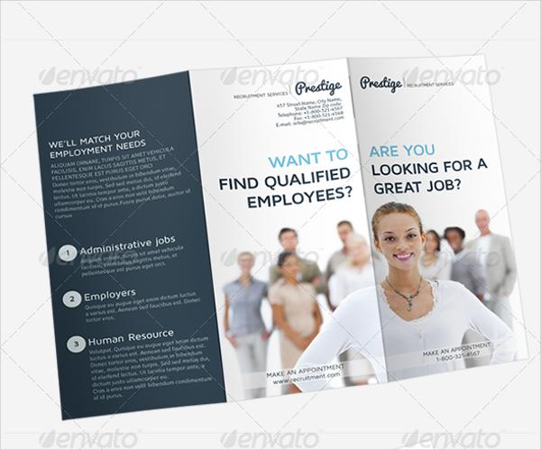 Recruitment Brochures | Download Free & Premium Templates, Forms ...