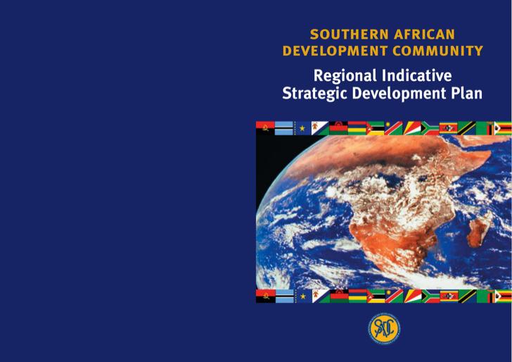 Regional Indicative Strategic Development Plan Example Pdf