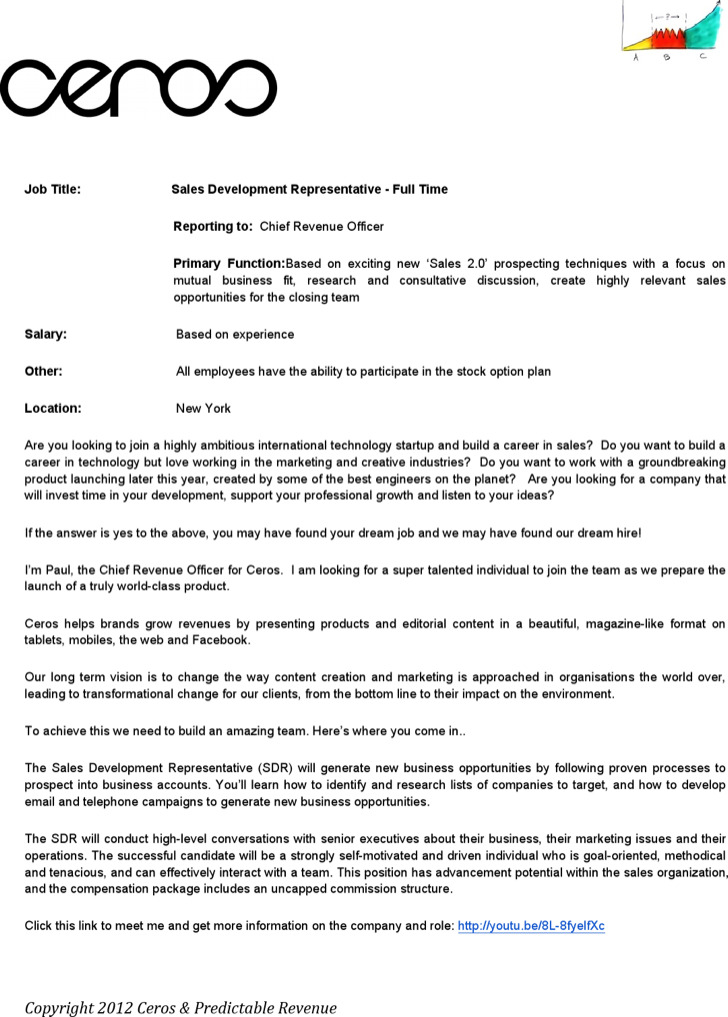 Word Job Description Templates  Download Free  Premium Templates