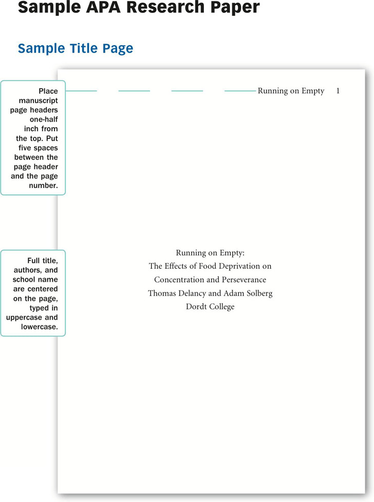 Research Paper Example | Download Free & Premium Templates, Forms