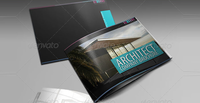 Sample Architecture Brochure Template