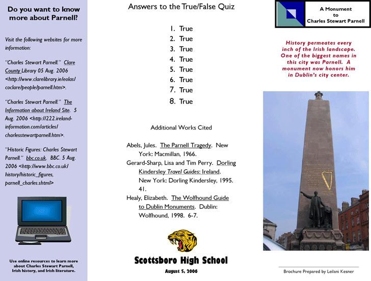 Sample Brochure 2