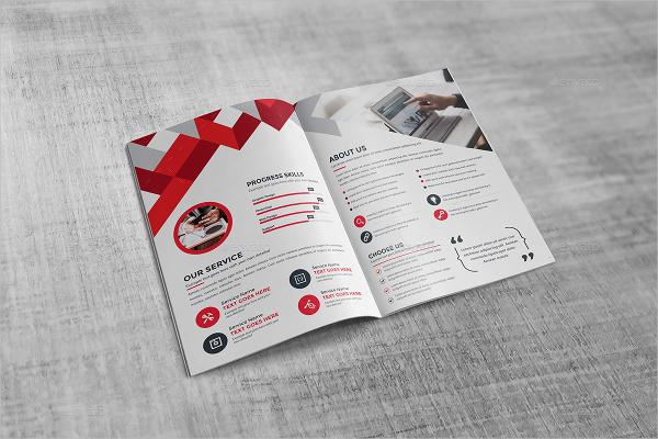 Sample Business Bi-Fold Brochure