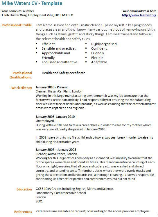 21+ Best CV Templates Free Download