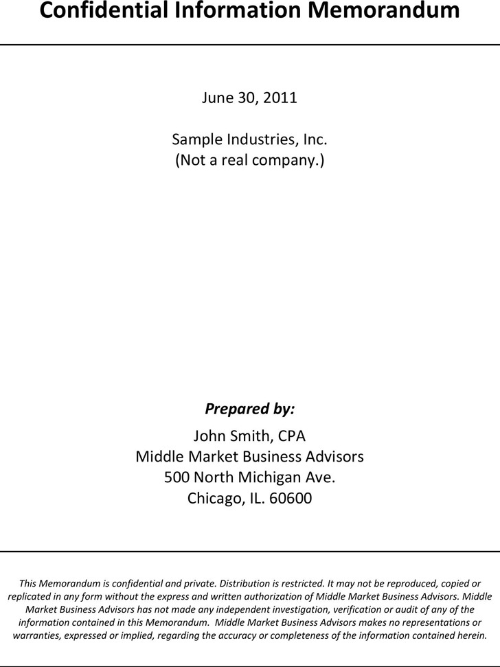 Company Memo Template. Professional Business Memo Template Sample