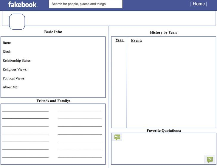Facebook Template | Download Free & Premium Templates, Forms ...
