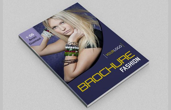 Sample Fashion Brochure