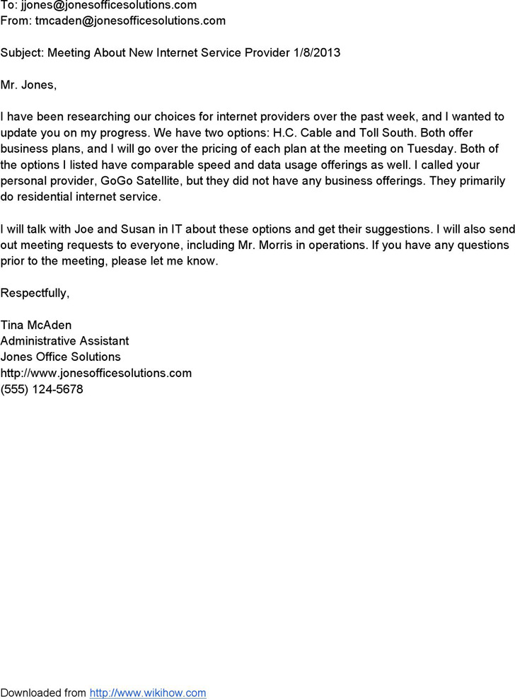 Sample Formal Letter of Apology
