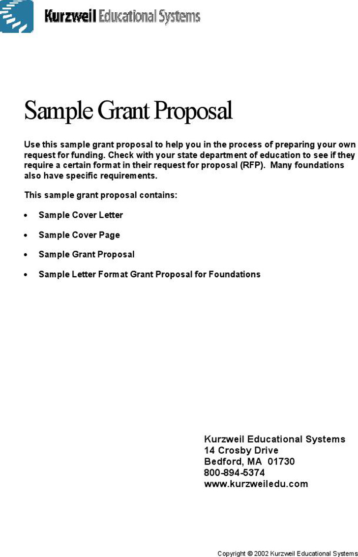 Sample Proposal Letter  Download Free  Premium Templates Forms