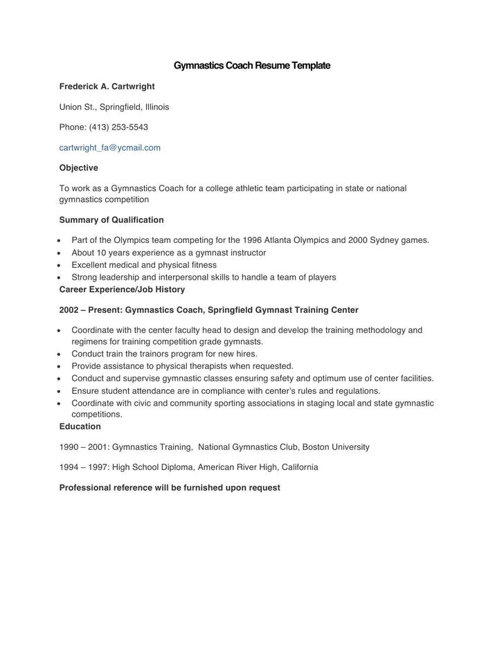 Stunning Boston Coach Resume Photos - Best Resume Examples and ...