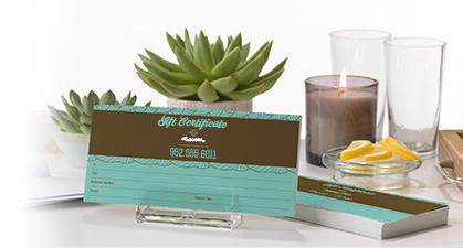 Sample Happy Birthday Gift Certificate For 50 Dollars Download