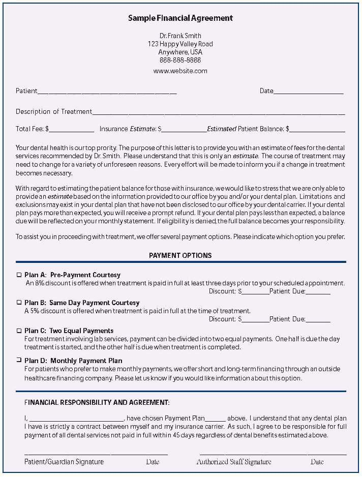 Payment Plan Agreement Templates  Download Free  Premium