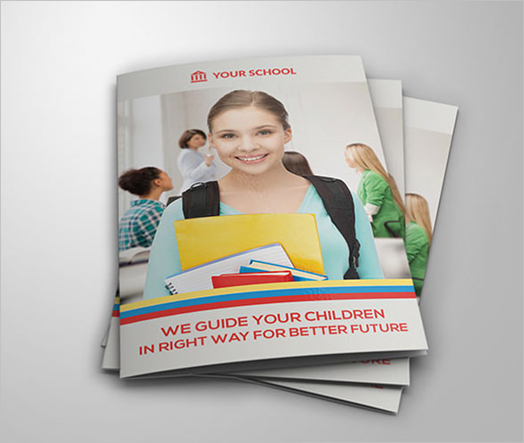 School Brochure Vol - 1