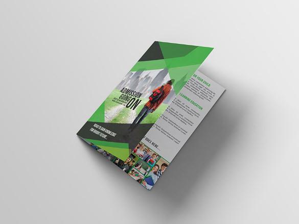 School Education Bi-Fold Brochure