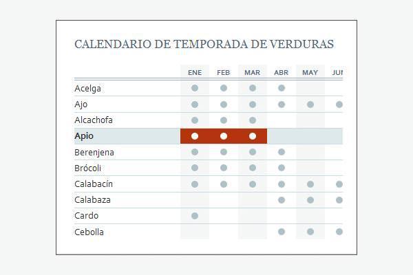 Seasonal HTML Calendar