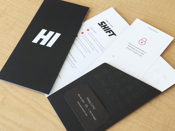 Seller Bi-fold Brochure Template