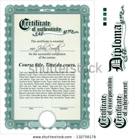 Share stock certificate template download free premium share stock certificate eps vector pattern template yadclub