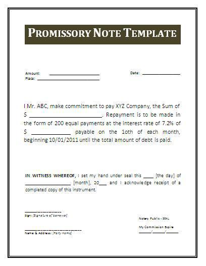 Loan Agreement Template  Microsoft Word Templates