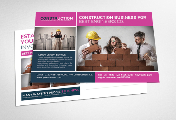One page brochure templates download free premium for Single page brochure template