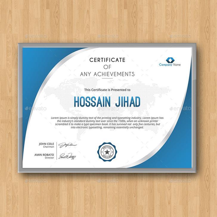 Sleepyhead Award Funny Certificate Template Editable