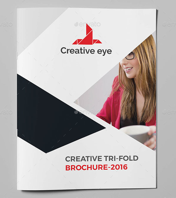 Smart Bi-fold Brochure PSD Editable