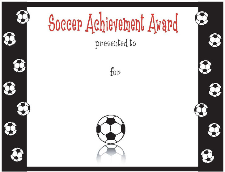 Sports Certificates | Download Free & Premium Templates, Forms