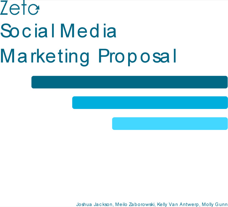 Social Media Marketing Proposal Pdf