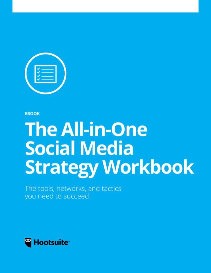 Social Media Strategy Marketing Template