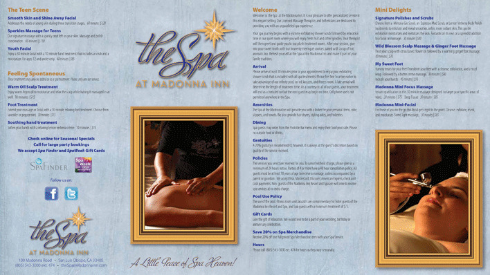 Spa Brochure 2