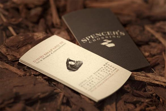 Spencer's Crossing Brochure Design