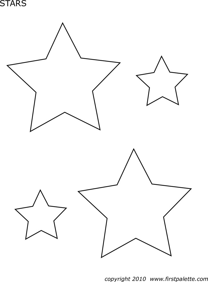 star template free - star template download free premium templates forms