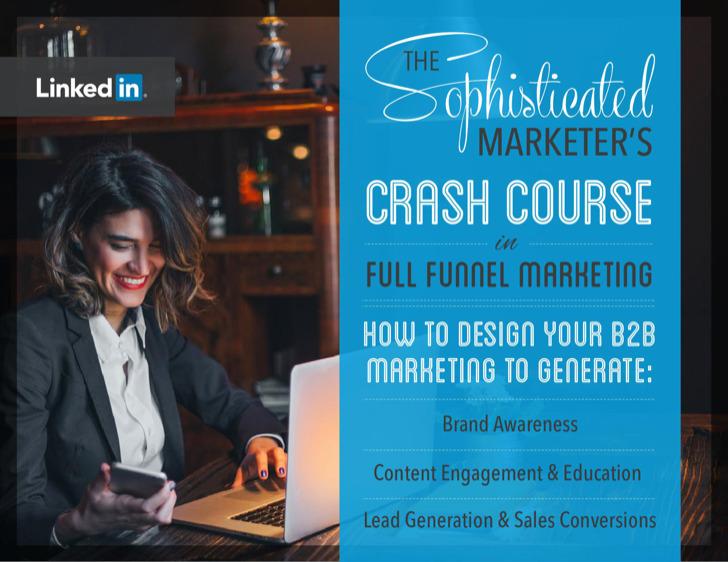 Steps For Full Marketing Funnel