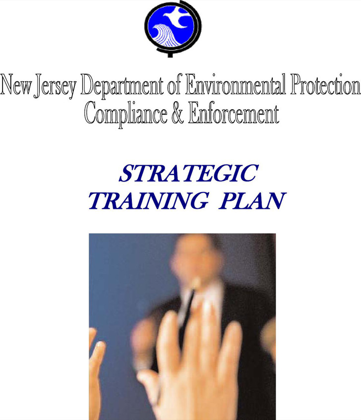 Strategic Training Plan Pdf Format Template1