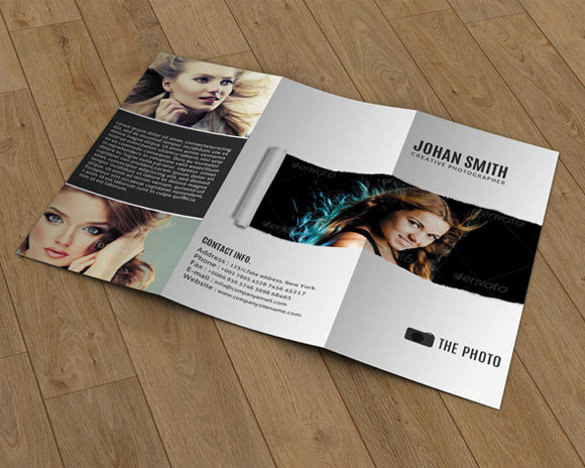Studio Photography Brochure Download