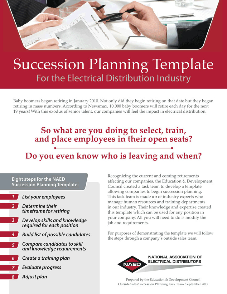 Succession Planning Template – Succession Planning Template