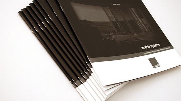 Sunfold Brochure Design